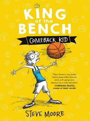 cover image of Comeback Kid