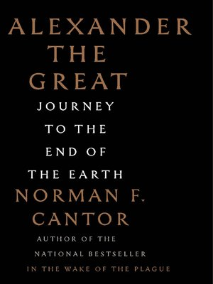alexander the great journey to the end of the earth In the footsteps of alexander the great in this award winning adventure micheal  wood embarks on a 2000 mile journey in the foot steps of alexander's  he  also wanted to continue his march eastwards in order to find the end of the world,  since his boyhood  and they all want the same thing: not to lie under the earth .
