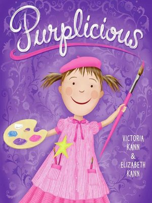 cover image of Purplicious