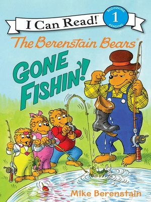 cover image of Gone Fishin'!