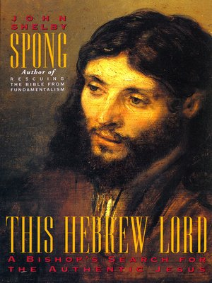 cover image of This Hebrew Lord