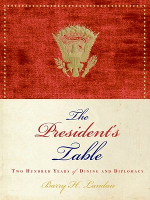 cover image of The President's Table