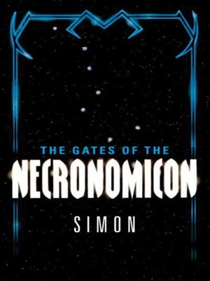 cover image of The Gates of the Necronomicon
