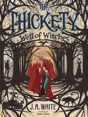 cover image of Well of Witches