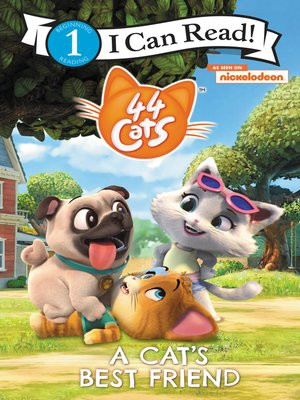 cover image of 44 Cats