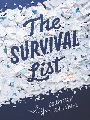 cover image of The Survival List
