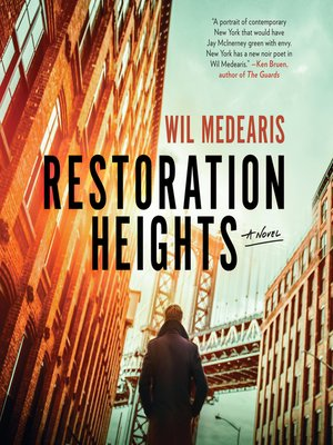 cover image of Restoration Heights