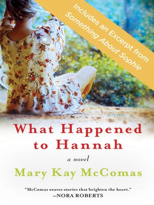 cover image of What Happened to Hannah with Bonus Material
