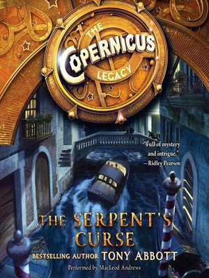 cover image of The Serpent's Curse