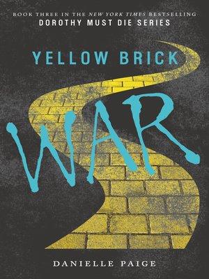 cover image of Yellow Brick War