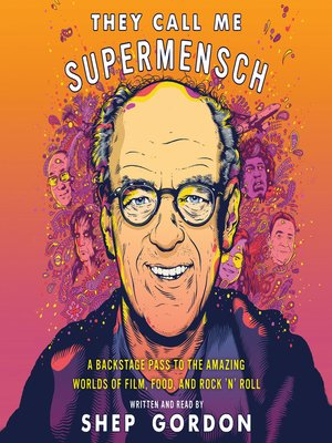 cover image of They Call Me Supermensch