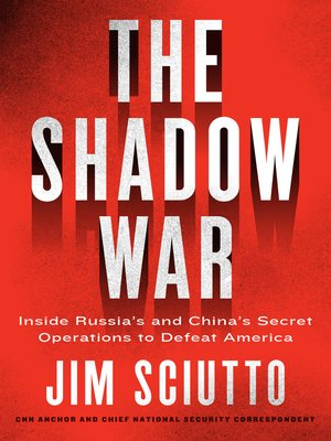 cover image of The Shadow War