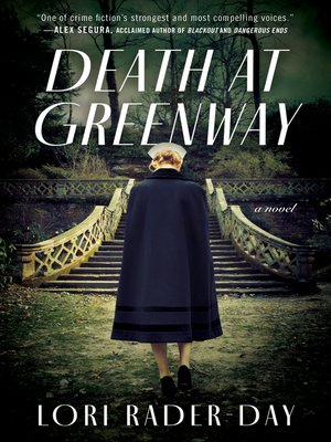 cover image of Death at Greenway
