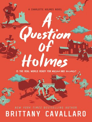 Cover image for A Question of Holmes