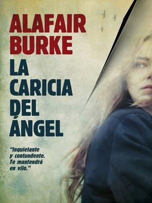 cover image of La caricia del Angel