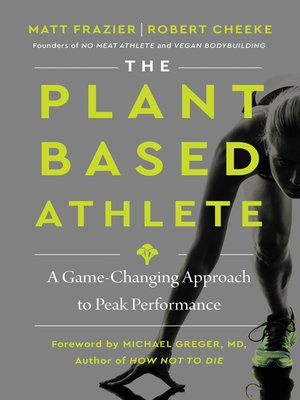 cover image of The Plant-Based Athlete