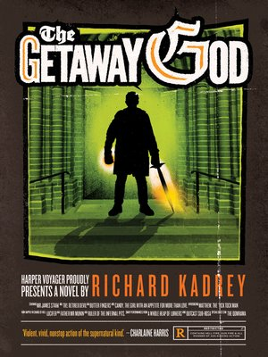 cover image of The Getaway God