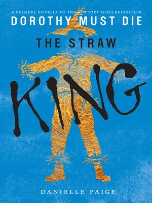 cover image of The Straw King