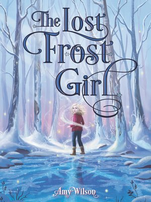 cover image of The Lost Frost Girl