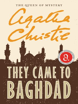 cover image of They Came to Baghdad