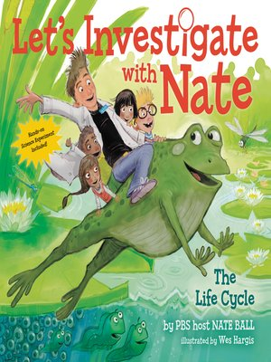 cover image of Let's Investigate with Nate #4