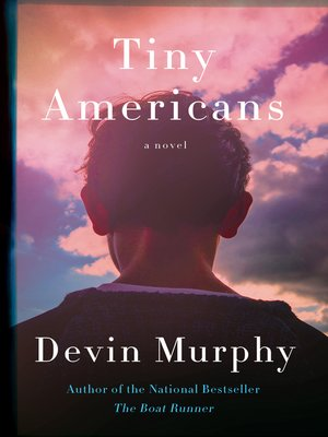 cover image of Tiny Americans