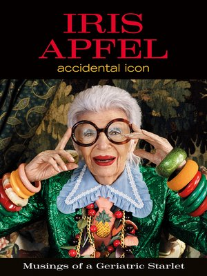 cover image of Iris Apfel