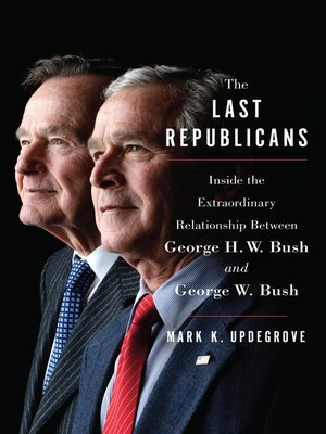 cover image of The Last Republicans