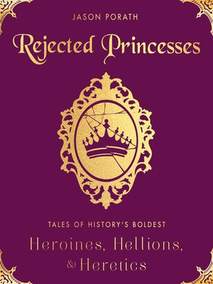 cover image of Rejected Princesses