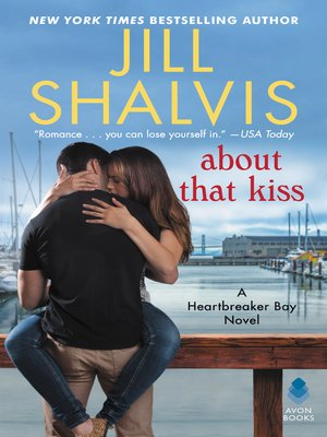 cover image of About That Kiss