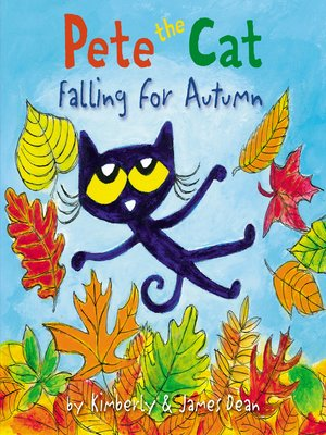 cover image of Pete the Cat Falling for Autumn