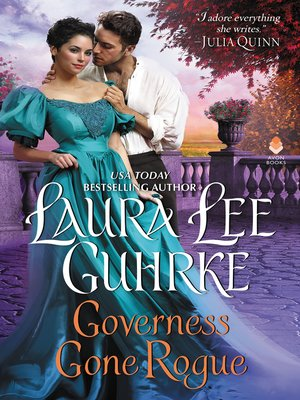 cover image of Governess Gone Rogue