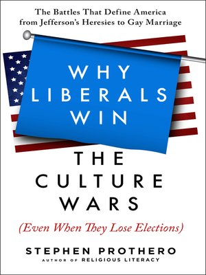 cover image of Why Liberals Win the Culture Wars (Even When They Lose Elections)