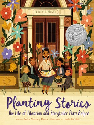 cover image of Planting Stories