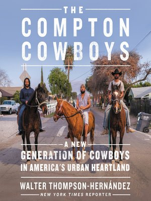 cover image of The Compton Cowboys