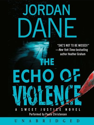 cover image of The Echo of Violence