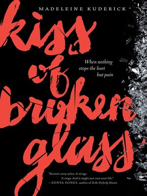 cover image of Kiss of Broken Glass