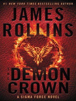 cover image of The Demon Crown