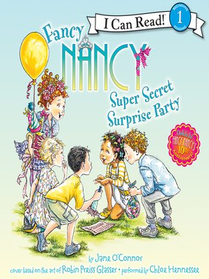 cover image of Super Secret Surprise Party