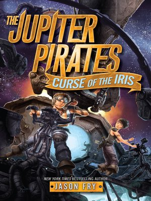 cover image of Curse of the Iris