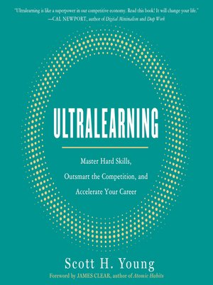 cover image of Ultralearning