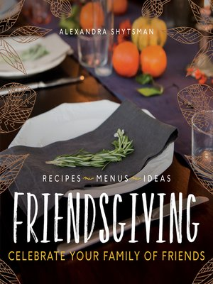 cover image of Friendsgiving