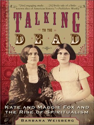cover image of Talking to the Dead