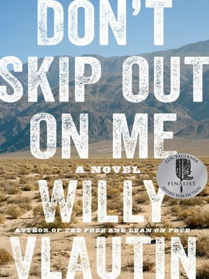cover image of Don't Skip Out on Me