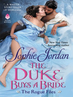 cover image of The Duke Buys a Bride