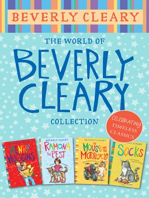 cover image of The World of Beverly Cleary Collection