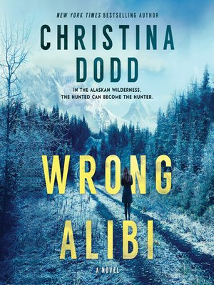 cover image of Wrong Alibi