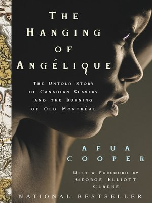 cover image of The Hanging of Angelique