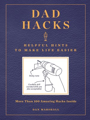 cover image of Dad Hacks