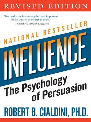 cover image of Influence
